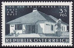 1961  Tag der Briefmarke
