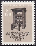 1964  Kongreß der Internationalen Graphischen Föderation