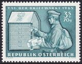 1965  Tag der Briefmarke