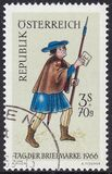 1966  Tag der Briefmarke