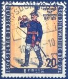 1957  Tag der Briefmarke