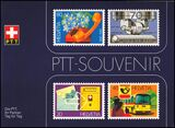 1980  PTT-Souvenir 3 - Text deutsch
