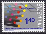 1988  Glasfaserkabel ( ITU )