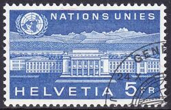 1960  Palais des Nations