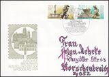 1989  Nationale Briefmarkenausstellung in Magdeburg