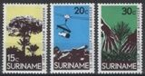 Surinam 1972  Nationale Forstverwaltung
