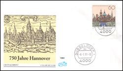 1991  750 Jahre Hannover