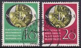 1951  Nationale Briefmarkenausstellung Wuppertal