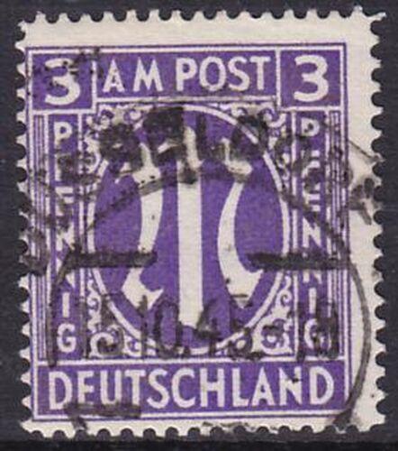 1945 freimarke am post englischer druck briefmarken. Black Bedroom Furniture Sets. Home Design Ideas