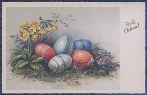 Frohe Ostern - Osternest