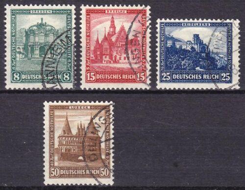 1931 deutsche nothilfe bauwerke briefmarken versand. Black Bedroom Furniture Sets. Home Design Ideas