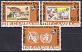 Gambia 1981  Weltfernmeldetag
