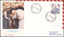 1982  Papst Johannes Paul II. in Rom