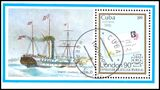 Cuba 1990  Intern. Briefmarkenausstellung STAMP WORLD...