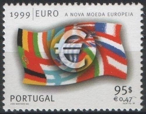 1999 Einführung des Euro
