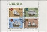 1980  Internationale Briefmarkenausstellung LUBRAPEX `80