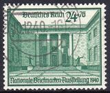 1940  Nationale Briefmarkenausstellung Berlin