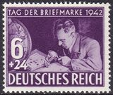 1942  Tag der Briefmarke