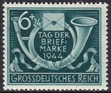 1944  Tag der Briefmarke