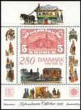 1987  Internationale Briefmarkenausstellung HAFNIA `87